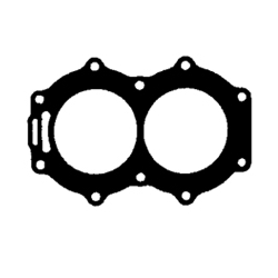 Head gasket Johnson Evinrude OMC & 25 & 35 HP (521cc) year of construction 1976-1978. (Product Code: 319633)