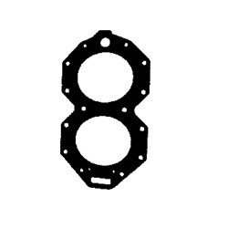 Head gasket Johnson Evinrude OMC 120/130/140 HP V4 & Loopcharged 2 l year built 1988 up to 1994. (Product Code: 340115)