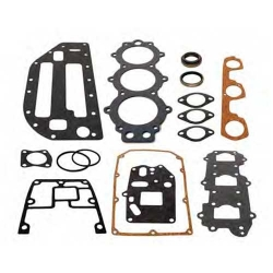 Pakkingset / Powerhead Head Gasket Set 60-70 pk 3cil (1986 t/m 2001) Johnson Evinrude. Origineel: 398047, 438904, (SIE18-4321) (