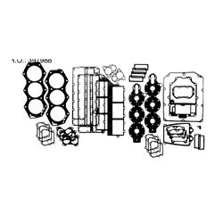 Overige V6 Crossflow 78-91 (Niet 175-235 pk 80-89). Bestelnummer: GLM39090. R.O.: 391988