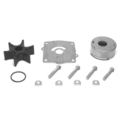 Complete water pump kit Yamaha 150 HP (model years 1984 through 1991) Product no: 61A-W0078-01-00