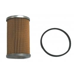 Element de filtre combustible MOC, filtre uniquement pour la série complète: GLM24900. Numéro de commande: GLM24910. L.r.: 9
