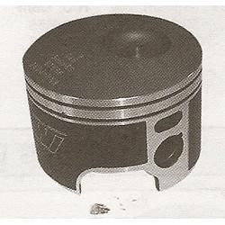 OMC oversized overmaat zuiger DI/ETEC: Stuurboord Stbd. 150/175/200 pk 07,08 . Wordt geleverd inclusief zuigerveren en pin. Maa