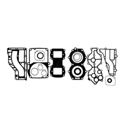Joint de tête Power Kit-25, 130 HP d'origine: 115 & L 6 2-6L 2-W0001 W0001-01, -02