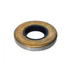 N° 13 - oil/huile de phoque phoques Johnson Evinrude moteur hors-bord queue des pièces. Origine: 332261