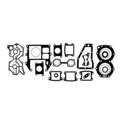 Kit joints vidange pk89-91, CV55 C55 HP 89. Numéro de commande: SIE18-4418. L.r.: 697-W0001-00-00
