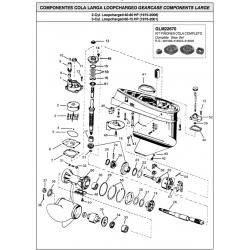 Nr.61 Thrust bearing. Origineel: 385068