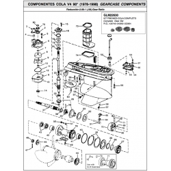 8 - R.O. 435027 - Cup & plate assembly