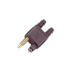 Dubbele connector OMC. Bestelnummer: GS31091