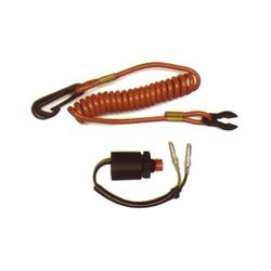 Dodemanskoord/ dodemansknop voor Suzuki buitenboordmotor. Replaces: 37820-92E00