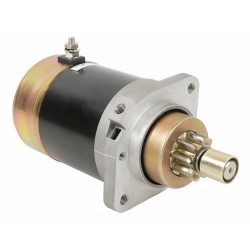 Startmotor / Starter 60/70 pk 92-95 2T, 90 pk 92-96 115/120/140 pk 2T. Bestelnummer: MESS2070M. R.O.: 353-76010-04