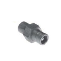 Tohatsu male connector 2-takt 5-90 pk, draad 6mm. Te gebruiken voor female connector: GS31088. Bestelnummer: GS31017