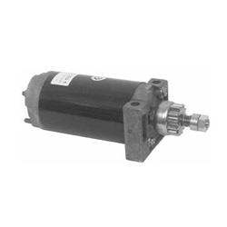 Startmotor / Starter 40-50 pk 1992 t/m 1999 FORCE JET. Bestelnummer: MESS2044M. R.O.: 50-820193. R.O.: 50-820193A1. R.O.: 50-82-