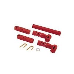 Kabel kit adapters vorr C2-kabels naar Mercury/Mercruiser kabels. Bestelnummer: PRE30190