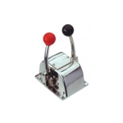 Inbouwafstandsbediening 33-C kabels buitenste schil is van gepolijst roestvrijstaal. Bestelnummer: PRE30020