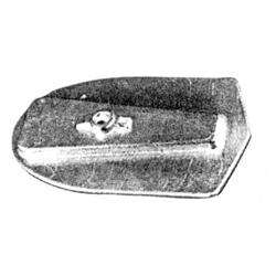 Anode - 6E8-45251-00 - 8 t/m 15pk Yamaha