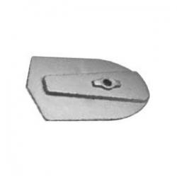 Zink, Anode, 6G1-45251-03, Yamaha, staartstuk, buitenboordmotor, zinc, outboard
