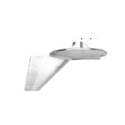 Anode - 150/175/200/225 pk. Origineel: 6J9-45371-01, 6J9-45371-00