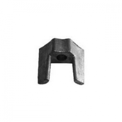 aluminium, Anode, 688-11325-00, Yamaha, buitenboordmotor