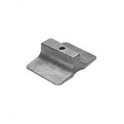 Aluminium, staartstuk, anode, 61N-45251-01, Yamaha, buitenboordmotor, aluminum, outboard