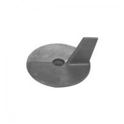 Aluminium, Anode, 664-45371-01A, Yamaha, buitenboordmotor, aluminum, outboard