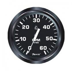 Boot toerenteller 4000 RPM