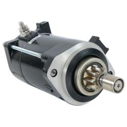Startmotor / Starter 200 t/m 250 pk (1990 t/m 2004) Yamaha. Origineel: 61A-81800-00, 61A-81800-01, 61H-81800-01, 69L-81800-00 (S