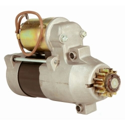 Startmotor / Starter F75 t/m F115 pk 4-Stroke (2000 t/m 2011) Yamaha. Origineel: 68V-81800-00, 68V-81800-01, 68V-81800-02 (SIE18