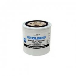 Waterafscheider voor benzine / Water Separator Fuel 28 micron 3 3/4″. Origineel: 35-802893Q (SIE18-7844)