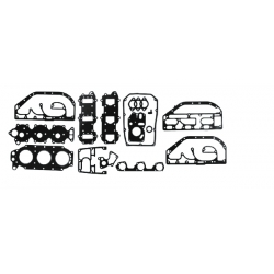 End gasket Kit/Powerhead gasket set 3cil 60-75 HP Johnson Evinrude (1979-1988). Original: 390078. (SIE18-4302)