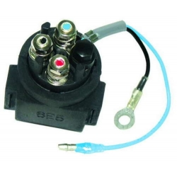 Power Trim Relais/Relay/Solenoid 100 to 225 HP Yamaha outboard engine. Original: 6E5-81950-01