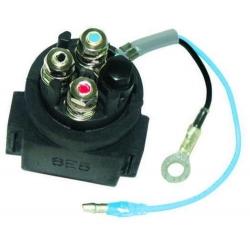 Power Trim Relais/Relay/solénoïde 100 à 225 HP Yamaha moteur hors-bord. Original: 6E5-8195A-01