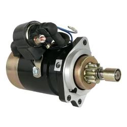 Startmotor / Starter DT50 & DT65 pk (1980 t/m 1982) Suzuki buitenboordmotor. Origineel: 31100-95240, 31100-95242