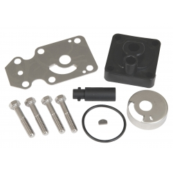 Complete water pump kit Yamaha F6 & F8 & F 9.9 (model years 2001 to 2010) Product no: 68T-63V-W0078-00 or 44301-00