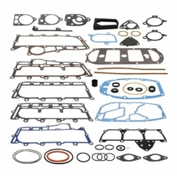 27-69524A75-engine block gasket set | 65 HP (1973-1976)