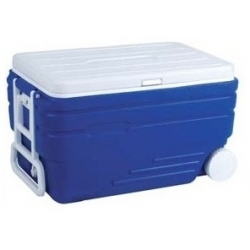 Cooler with wheels-80 L.
