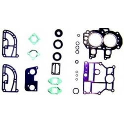 6G8-W0001-A3-complete Block end gasket Kit Yamaha outboard