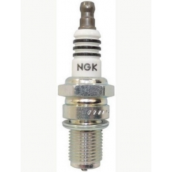 No. 42-NGK spark plug BR8HS-10 Yamaha outboard