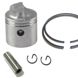 No. 53-6E3-11631-00-98 Standard piston kit (Ø 54 mm) Yamaha