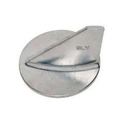 Nr.45 - 31640Q4 Anode (Aluminium) Mercury Mariner staartstuk