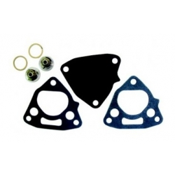 Mercury fuel pump gasket set check valve kit 3cil 72-76 65 HP, 80 HP 69-72, HP 70-77, 135/140 6cil 4cil 115 HP 6cil 69-71, 1