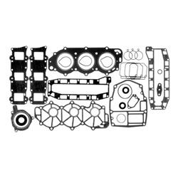 6H4-W0001-02, 6H4-W0001-A2 - Pakkingset Motorblok 40 & 50 pk Yamaha (1989-'91) buitenboordmotor