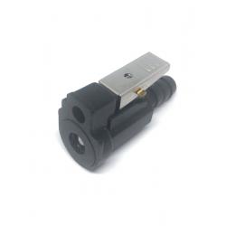 6E5-24305-05, GS31076 - Brandstofstekker voor 10 mm slang Yamaha