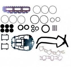 End gasket Kit-Loopcharged 1991-1999 150-175 HP V6. Original: 437155