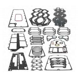 End gasket Kit-175/235 HP V6 Cross flow 1980-1991. Original: 434381, 394885