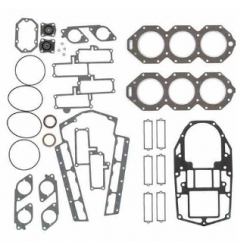End gasket Kit | Powerhead Gasket-HP 90 ° V6 Loopscharged 1988-1993 200-225. Original: 432571, 436891