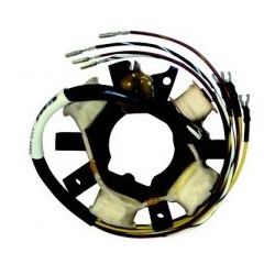 581651, 584755, 585087, 763770 - Stator 9.9 & 15 pk (1993-2003) Johnson Evinrude buitenboordmotor