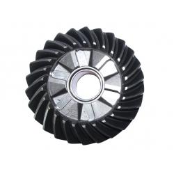 Nr.13 - 688-45560-00 Schakeltandwiel (voorruit) Yamaha buitenboordmotor