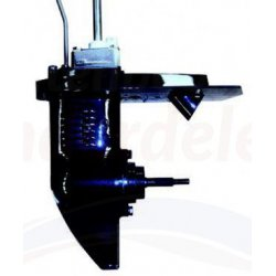 Nr.41 - 68D-G5300-00-4D Staartstuk (Kort) | Complete gear housing (Small) F4 & 5BMS buitenboordmotor