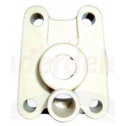 Nr.5 - 68D-G4311-01 Waterpomp behuizing | Housing water pump buitenboordmotor
